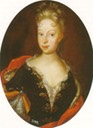 ca. 1700 Eberhardine Luise, Princess of Wuerttemberg (location unknown to gogm)
