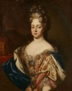 Elisabeth Christine of Brunswick-Wolfenbüttel by Martin van Meytens (location unknown to gogm)