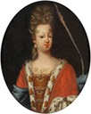 ca. 1700 Noblewoman by ? (auctioned by Düsseldorfer Auktionshaus) Wm