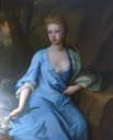 ca. 1715 Lady Anne Campbell by Michael Dahl (sold by Roy Precious) X 2