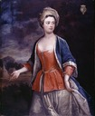 ca. 1718 Viscountess Dorothy Townshend, née Walpole by Charles Jervas (location unknown to gogm)