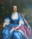 ca. 1730 Duchess of Marlborough Henrietta Godolphin, née Churchill, attributed to Maria Verelst (for sale by Roy Precious) X 2
