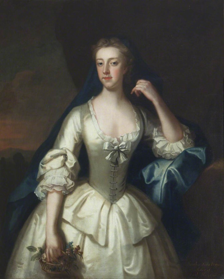 Martha Harcourt (1715-1794), Lady Vernon