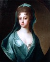 ca. 1705 Lady, thought to be Elizabeth Felton, Lady Hervey by Michael Dahl (Sir David Erskine Baronet collection via Philip Mould)