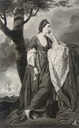 ca. 1763 Mary Panton, Duchess of Ancaster by John Dixon after Sir Joshua Reynolds (auctioned by Christie's)