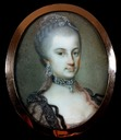 ca. 1764-1765 Marie Christine de Habsbourg Lorraine by Antonio Bencini (Gallery Jaegy-Theoleyre Portraits Miniatures)