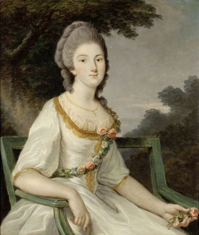 Ca 1765 fortun e d 39 este by location unknown to gogm for Anne marie witmeur decoration