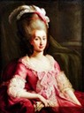 ca. 1780 Comtesse d'Artois by ? (auctioned by Christie's)