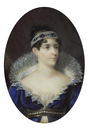 ca. 1805-1810 Impératrice Joséphine by Louis-François Aubry (Wallace Collection - London UK)