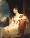 ca. 1805 Miss Harriet Clements by Sir Thomas Lawrence (Indianapolis Museum of Art - Indianapolis, Indiana USA)