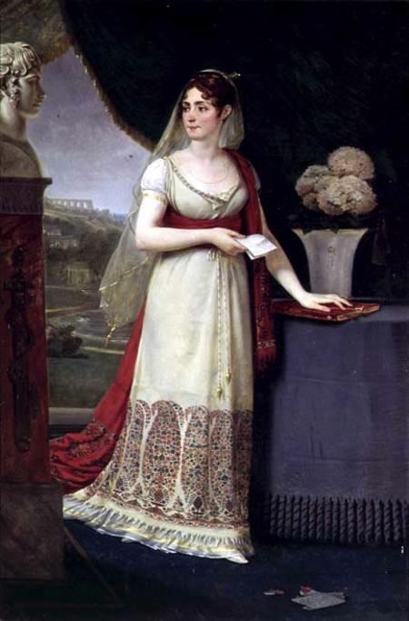 Ca 1808 Empress Jos 233 Phine By Baron Antoine Jean Gros