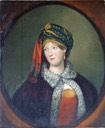 1802 or ca. 1810-1812 Lady Charlotte Campbell by Archibald Skirving (Pearsons Fine Arts)