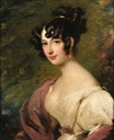 """ca. 1814"" Dorothea von Lieven by ? (location unknown to gogm)"