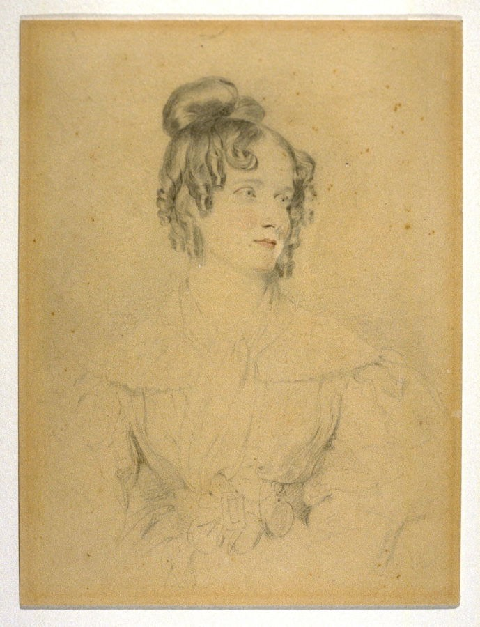 ca. 1826 Lady Seymour by ? after Sir Thomas Lawrence (Fine Arts Museums of San Francisco - specific location unknown to gogm) From FAMSF site