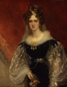 ca. 1831 Queen Adelaide by Sir William Beechey (National Portrait Gallery - London UK) From the lost gallery's photostream on flickr