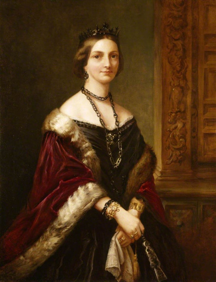 Lady Laura Cecilia Parker (1809-1883), Countess of Antrim