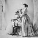 ca. 1862 Clementina (b. 1847) and Isabella Hawarden (b. 1846), taken by their mother, Clementina, Lady Hawarden (National Media Museum - Bradford, West Yorkshire, UK) despot detint