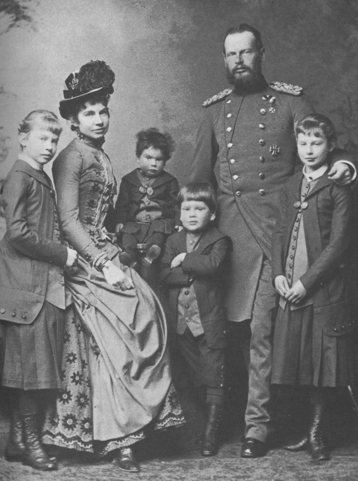 Gisela Von österreich Kinder