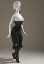 ca. 1900 corset (Los Angeles County Museum of Art - Los Angeles, California, USA)