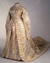 ca. 1900 Russian court dress