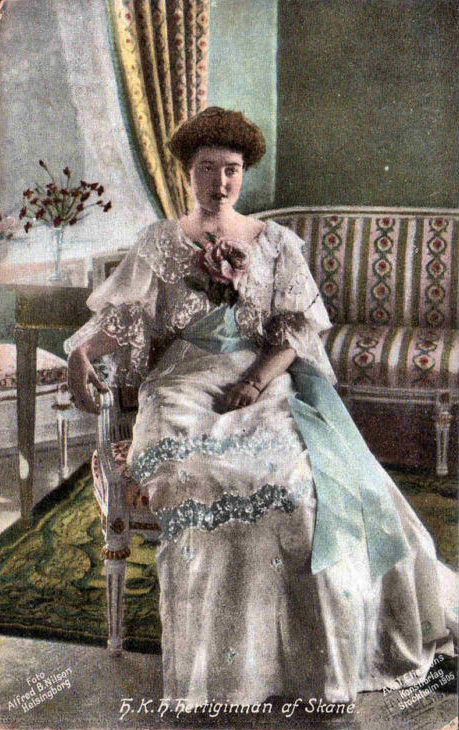 ca. 1905 Princess Margaret Connaught post card EB