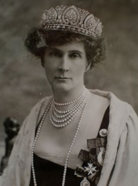 ca. 1910 Evelyn Duchess of Devonshire From Mig R's photostream on flickr