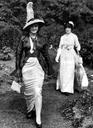 ca. 1913 Royal Ascot www.pinterest.com/katmaxoz/20th-century-fashion-in-photos