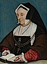 ca. 1530 Lady Alice More by follower of Hans Holbein (private collection)