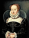 ca. 1572(?) Marguerite de Valois by ? (location unknown to gogm)