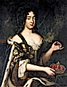 ca. 1675 Eleonore d'Olbreuse by Gedeon Romandeau (private collection)