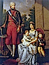 ca. 1803 Family of the King of Etruria by ? (Museo Nacional del Prado - Madrid Spain)