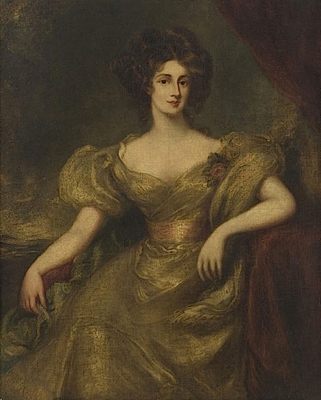 ca. 1823 Lady Harriet Clive, later Baroness Windsor by Sir Thomas Lawrence (Philadelphia Museum of Art - Philadelphia, Pennsylvania USA)