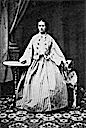 ca. 1859 Alexandra photo by George Hansen