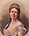 ca. 1872 Sophia, Queen of Sweden and Norway