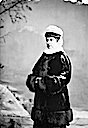 ca. 1879 Louise in Canada, from the Canadian archives