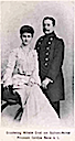 ca. 1903 Grand Ducal couple of Sachsen Weimar