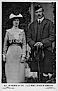 ca. 1913 Prince Arthur of Connaught and Duchess of Fife