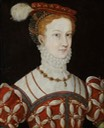 Called 'Mary, Queen of Scots (1542–1587)' by ? (Hardwick Hall Doe Lea - Chesterfield, Derbyshire, UK) bbc.co