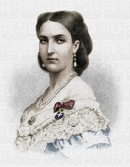 Mexico Carlota Carlota Mexico Print
