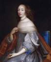 Catherine Charlotte de Gramont attributed to Jean Nocret (Lawrence Steigrad Fine Arts)
