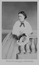 CDV Helena, Princess Christian of Schleswig-Holstein Ghèmar Freres photo eBay X 1.5 detint