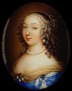 Charlotte-Marie de Lorraine-Guise, mademoiselle de Chevreuse by Jean Petitot (location unknown to gogm)