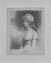 1797 Right Honorable Charlotte, Viscountess St Asaph after John Hoppner engraved by Charles Wilkin (British Museum - London, UK)