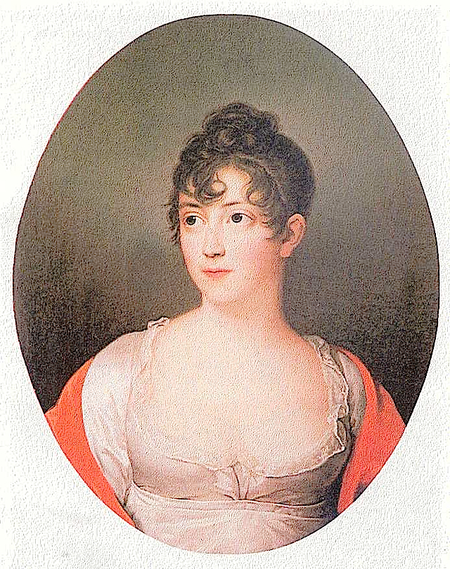 Charlotte Friederike von Mecklenburg by ? (location unknown to gogm)