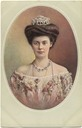 Princess Cecilie oval portrait