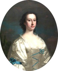 Clementina Walkinshaw (1720–1802) by Allan Ramsay (West Highland Museum - Fort William, Highland, UK) increased exposure