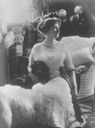 Madame la Princesse Napoléon with friend