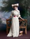 Constance duchess of Westminster colorized by klimbims