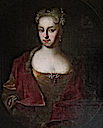 Countess Constantia von Cosel by ? (Stolpen Castle - Stolpen Germany)