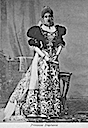 Countess Lonyay, nee Princess Stephanie of Belgium